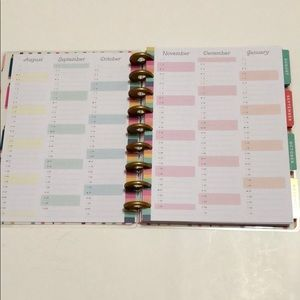 the happy planner Other - Student classic size planner kit